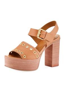 See by Chloe Nora Studded Platform Sandal