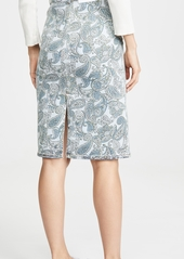 See by Chloé See by Chloe Paisley Print Skirt