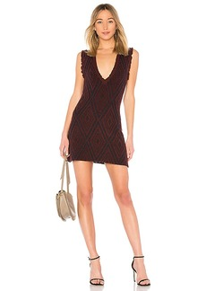 See by Chloé See By Chloe Pattern Dress