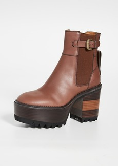 See by Chloé See by Chloe Platform Boots