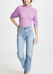 See by Chloé See by Chloe Pointelle Pullover
