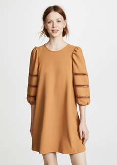See by Chloé See by Chloe Pouf Sleeve Dress
