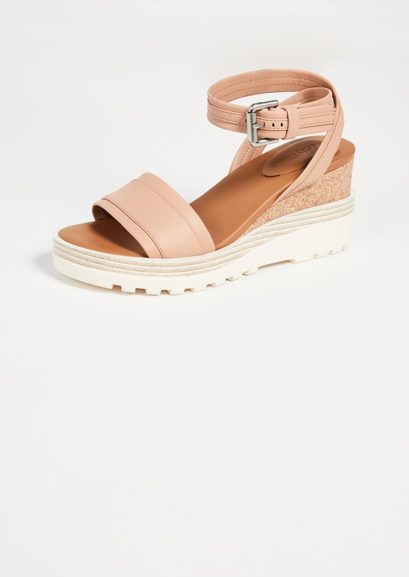 See by Chloé See by Chloe Robin Wedge Sandals