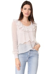 See by Chloé See by Chloe Ruffle Neck Pullover