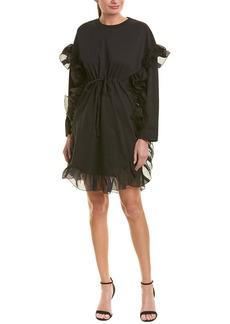 See by Chloé See By Chloe Ruffle Shift Dress