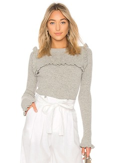 See by Chloé See By Chloe Ruffle Sweater