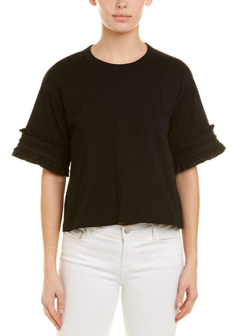 See by Chloé See By Chloe Ruffle Top