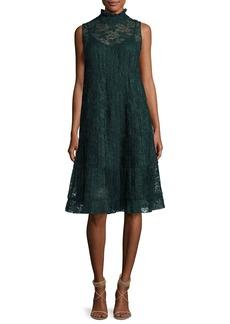 See by Chloé See by Chloe Sleeveless Chiffon Midi Dress