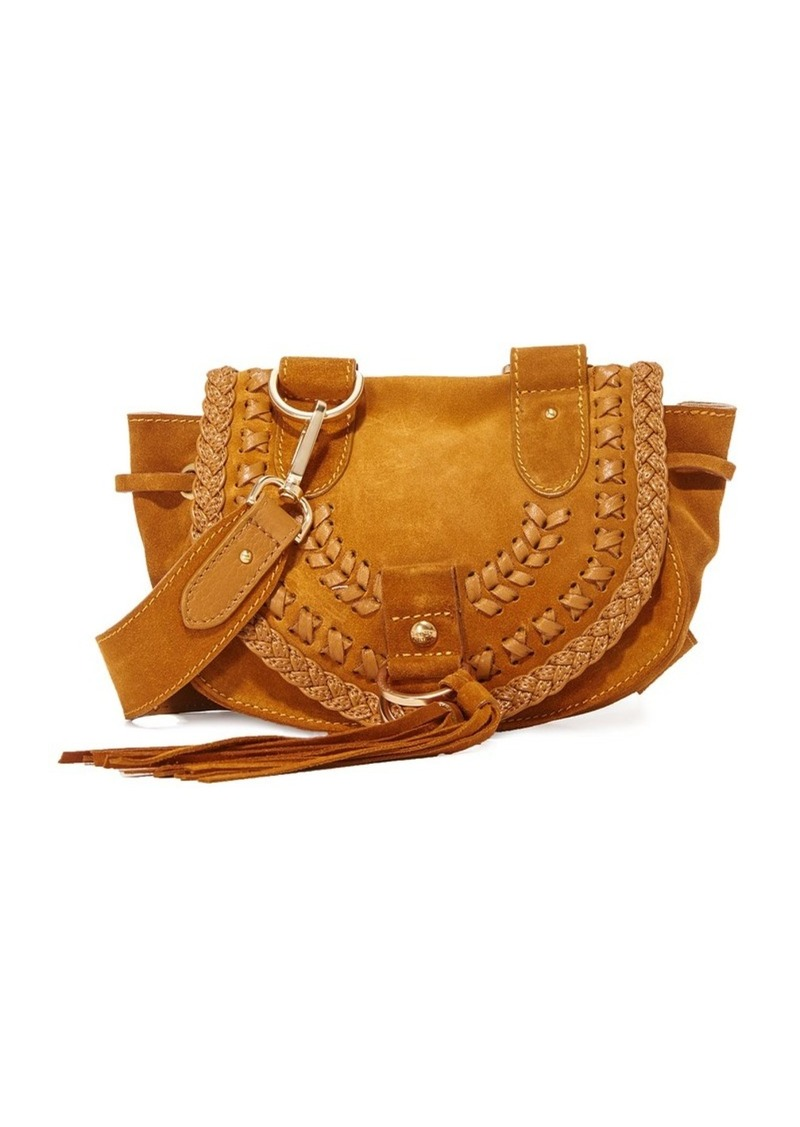 2bca2ee53fcb See by Chloé See by Chloe Small Collins Saddle Bag