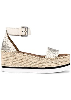 See by Chloé See By Chloe Studded Glyn Platform Sandal