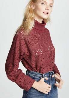 See by Chloé See by Chloe Textured Pullover Sweater