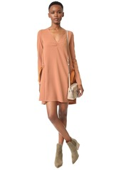 See by Chloé See by Chloe Tie Shift Dress