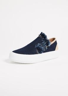 See by Chloé See by Chloe Vera Platform Slip On Sneakers