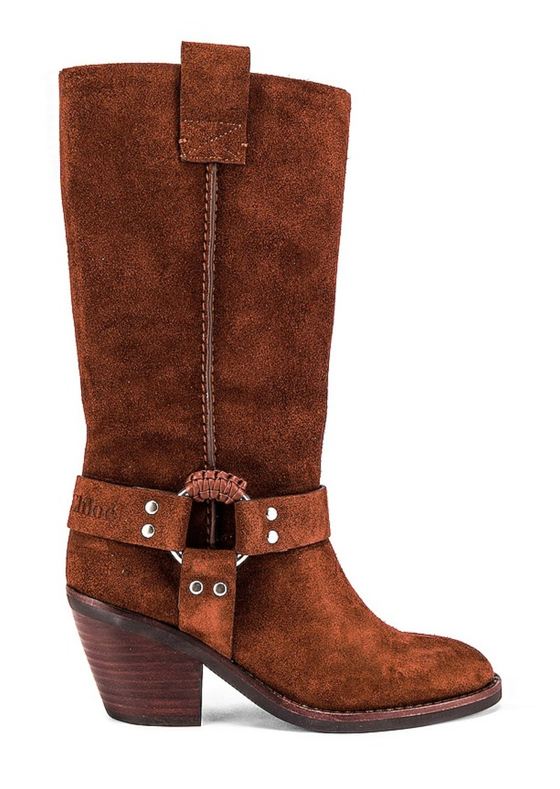 See by Chloé See By Chloe Western Knee High Boot