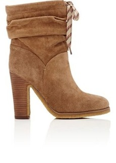 See by Chloe Women's Suede Slouchy Ankle Boots