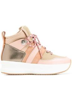 See by Chloé side stripe sneakers