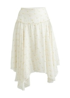 See by Chloé Skirt in jacquard