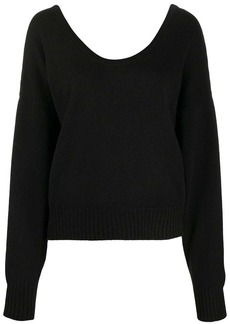 See by Chloé slouched knit jumper