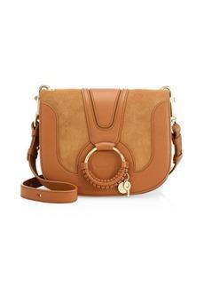 See by Chloé Small Hana Leather Crossbody Bag