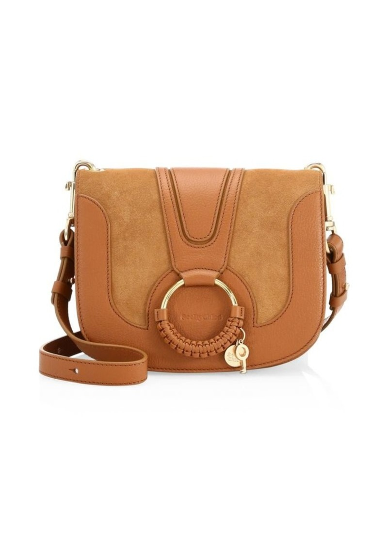 See by Chloé Small Hana Leather Crossbody Bag