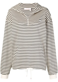 See by Chloé striped pull-over sweater