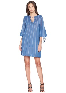 See by Chloé Striped Tunic Dress