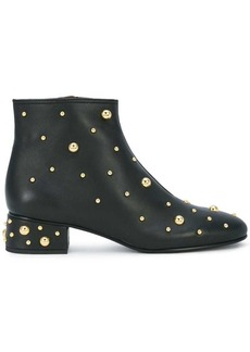 See by Chloé studded ankle boots