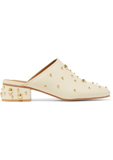 See by Chloé Studded leather mules