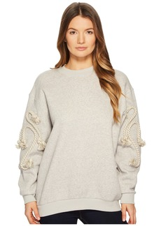 See by Chloé Sweatshirt with Rope Detail