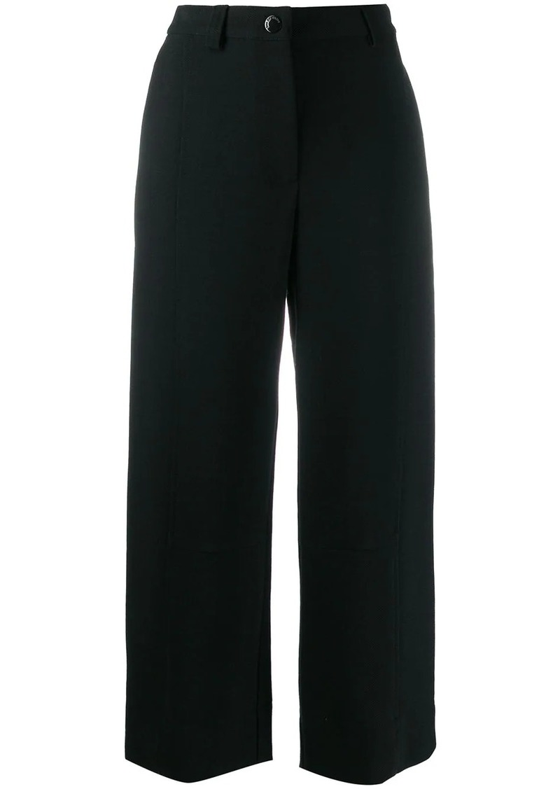 See by Chloé tab hem trousers