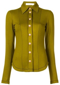 See by Chloé tailored jersey blouse
