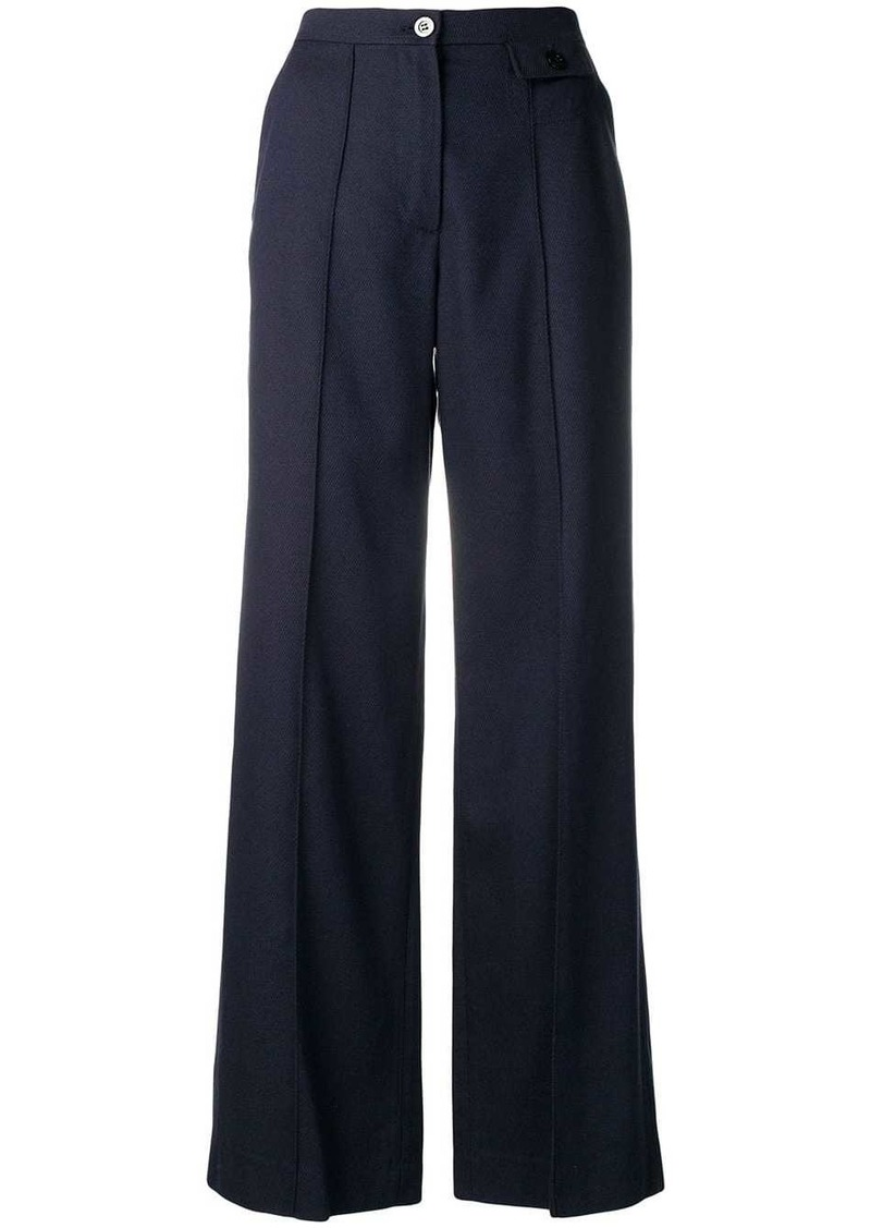 See by Chloé tailored palazzo pants
