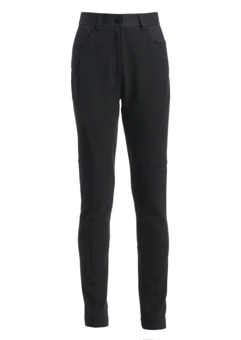See by Chloé Tapered Jersey Pants