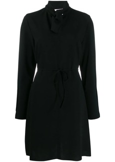 See by Chloé tie-neck shift dress