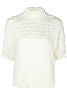 See by Chloé turtle-neck jumper