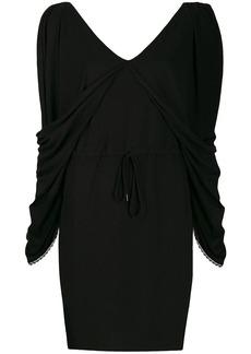 See by Chloé V-neck jersey dress