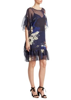 See by Chloé Waterflower Dress