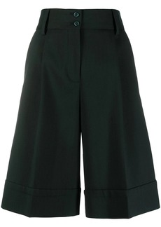 See by Chloé wide-leg shorts