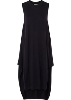 See by Chloé Wool And Cotton-blend Dress