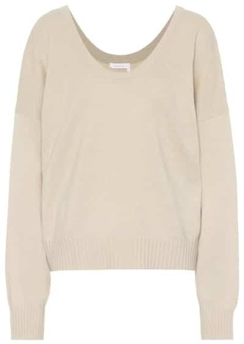 See by Chloé Wool-blend sweater