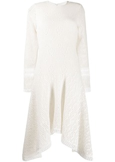 See by Chloé woven midi dress