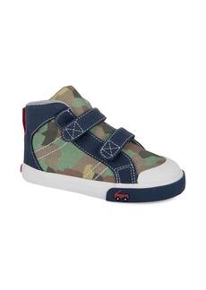 See Kai Run Baby, Little Boy's & Boy's Matty Camo High-Top Sneakers