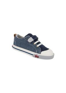 See Kai Run Baby's, Little Boy's & Boy's Stevie II Chambray Sneakers