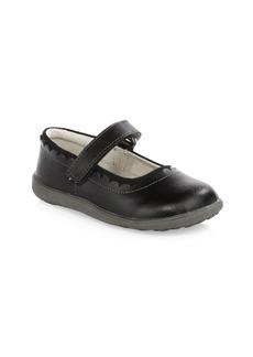 See Kai Run Baby's, Little Girl's & Girl's Jane II Leather Mary Jane