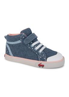 See Kai Run Peyton High Top Sneaker (Baby, Toddler & Walker)