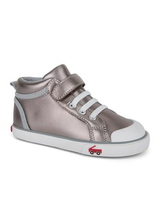 See Kai Run Peyton High Top Sneaker (Little Kid)