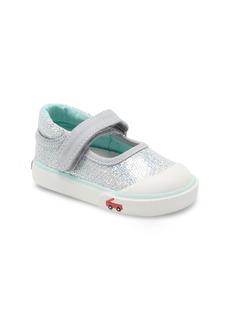 See Kai Run Marie Sequin Mary Jane Sneaker (Baby, Walker, Toddler & Little Kid)