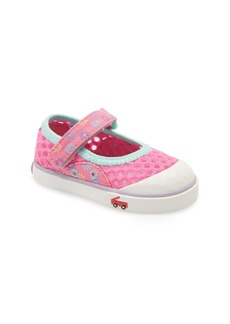 See Kai Run Saylor Mary Jane Sneaker (Baby, Walker, Toddler & Little Kid)