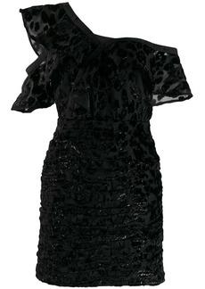 Self Portrait one shoulder dress