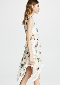 Self Portrait Floral Print Dress
